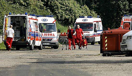 """""""Wujek-Śląsk"""": 12 górników nie żyje, 18 ciężko rannych"""