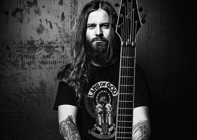 Gitarzysta zespołu Decapitated