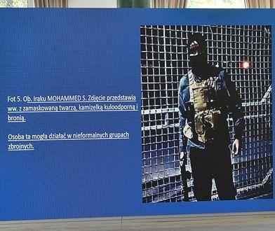 """Polskie władze o migrantach. """"Powiązania z terrorystami"""""""