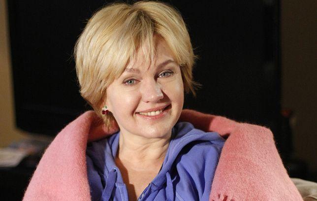 Agnieszka Pilaszewska ma dorosłą córkę