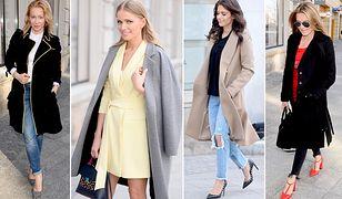 Idealny płaszcz na polską wiosnę