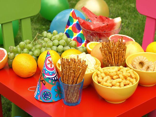 Organizujemy letnie przyjęcie dla najmłodszych