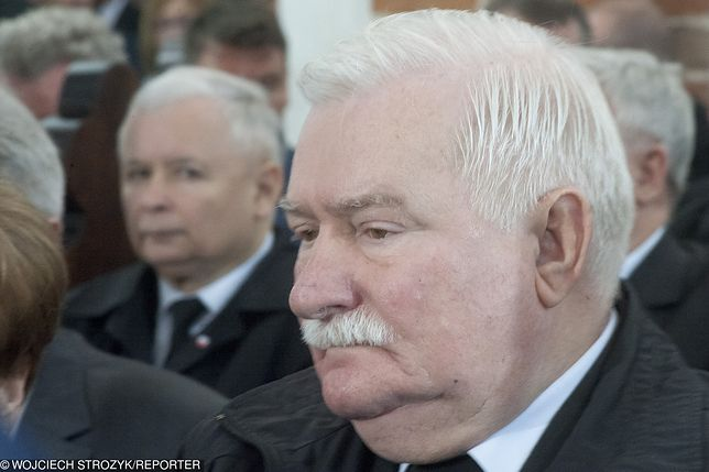 Proces między Jarosławem Kaczyńskim a Lechem Wałęsą. Nowe informacje
