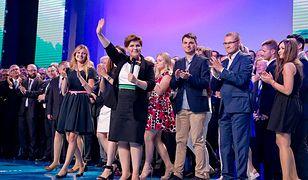 Finał Konwencji programowej PiS w Katowicach w 2015 roku.