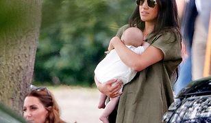 Meghan Markle niechętnie pokazuje swoje dziecko