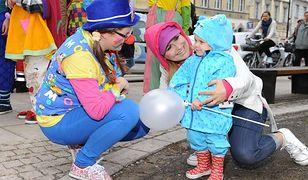 Katarzyna Skrzynecka i córka