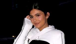 Kylie Jenner związana jest z raperem Travisem Scottem
