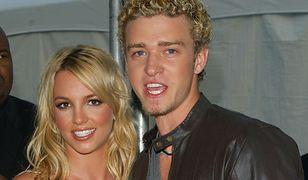 Justin Timberlake i Britney Spears związani byli przez 3 lata