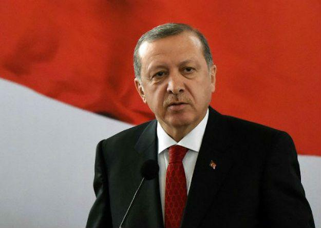 Erdogan: Turcja w obliczu jednej z największych fal terroryzmu