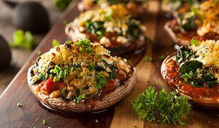 Propozycja na jesień. Serowe grzyby