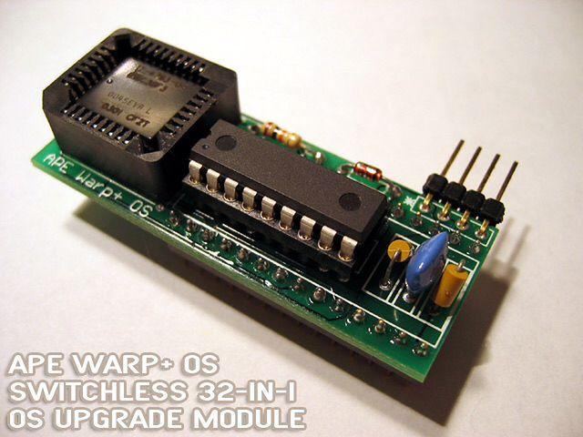 Układ z alteratywnym ROM-em do Atari XL.