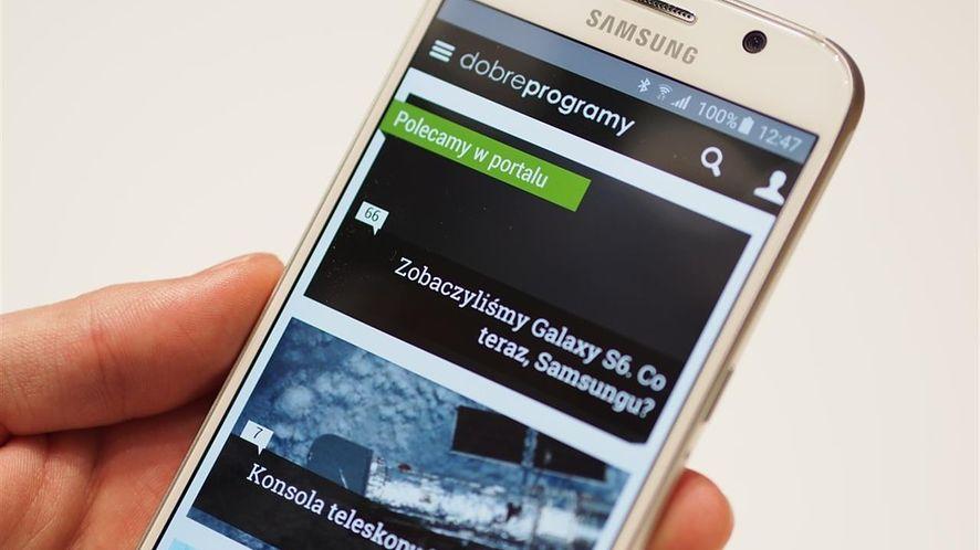 Warto dbać o akumulator Samsunga Galaxy S6, jego wymiana nie jest tania