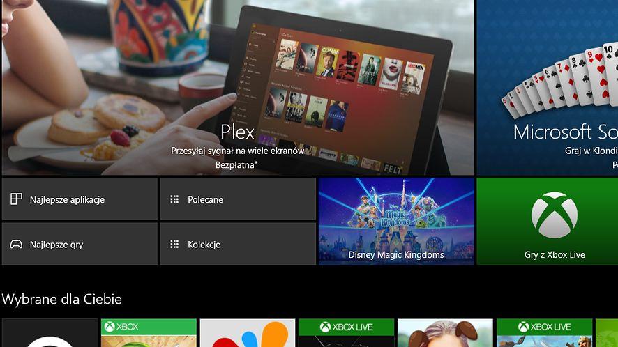 Sklep z aplikacjami w Windows 10 wreszcie pozwala na granie offline