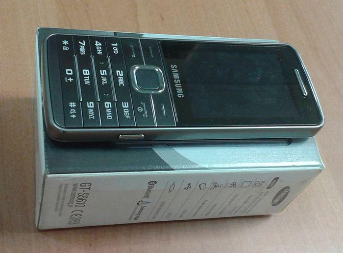 Kilka słów na temat Samsung GT-S5610 - Zdjęcie 1