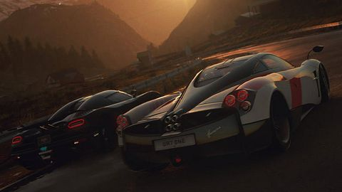 Nowy zwiastun Driveclub — Time Trial at Night