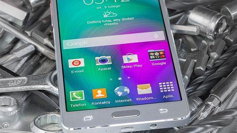 Do metalowej elity Samsunga dołączy wyjątkowo smukły Galaxy A8