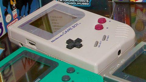 GameBoy skończył 25 lat