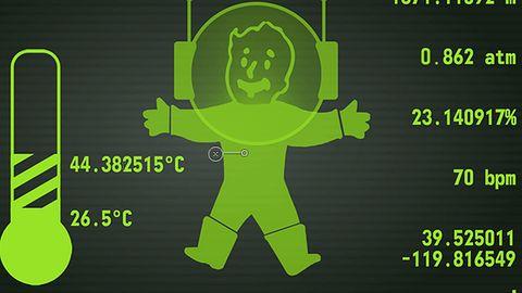 Falloutowy Pip-Boy dla kosmonautów startuje w Space Apps Challenge NASA