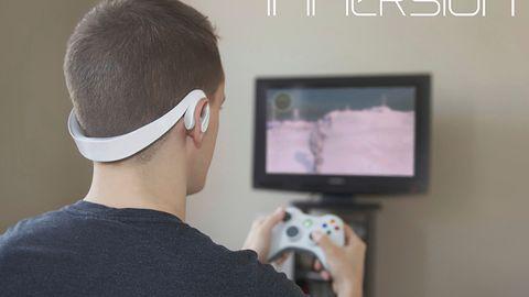 Immersion, czyli pomysł na walkę ze stresem w grach