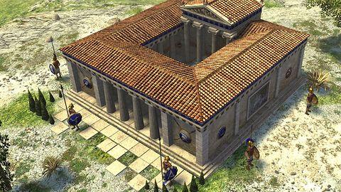 0 A.D. Alpha 19 – darmowy RTS przynosi zdobywanie budynków i górskie mapy