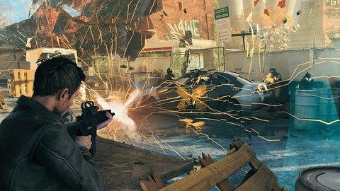 Filmowa strzelanka Quantum Break dostępna także na pecety z Windowsem 10