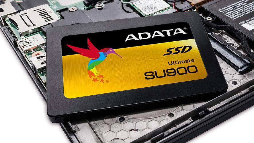 ADATA SU900 – SSD z kośćmi 3D MLC NAND #prasówka