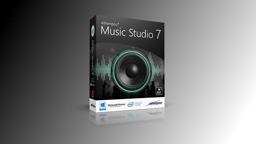 Ashampoo Music Studio 7: uporządkuj muzykę, bądź DJ-em i zgarnij licencję!