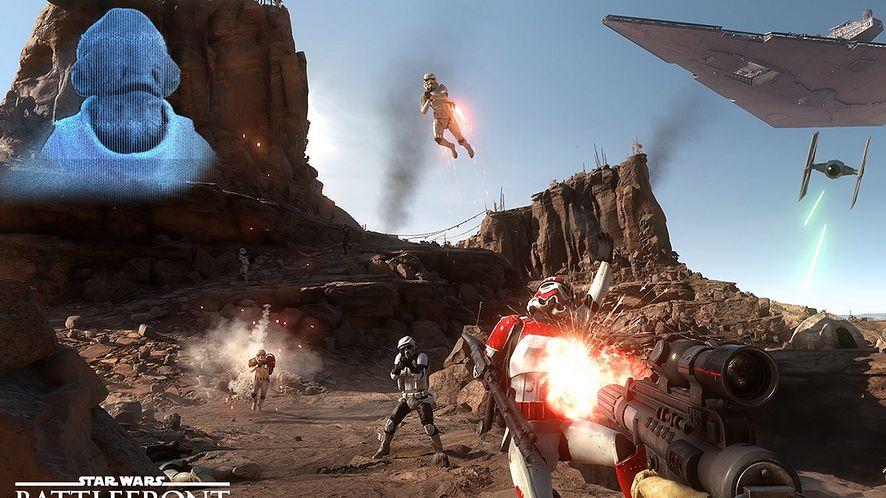 Testowa wersja Star Wars: Battlefront będzie dostępna dla każdego