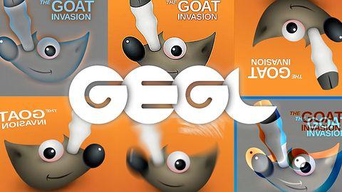 Nowy GEGL – 71 nowych operacji graficznych dla nadchodzącego GIMP-a