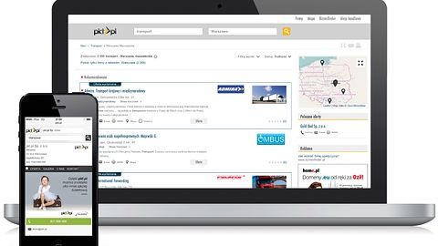 pkt.pl to więcej niż książka telefoniczna, prezentuje nową wyszukiwarkę