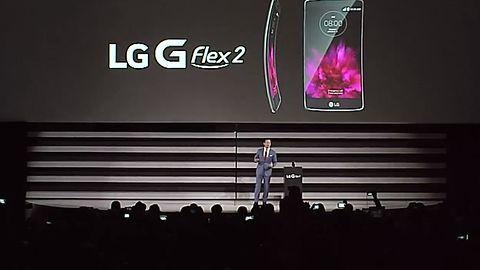 [CES 2015] LG G Flex 2 będzie… mniejszy od poprzednika