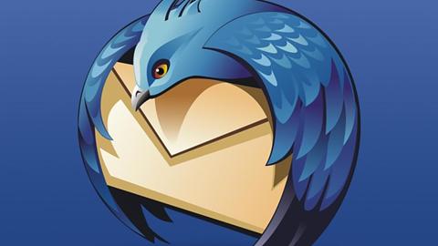 Webmaile nie są odpowiedzią na wszystko, popularność Thunderbirda stale rośnie