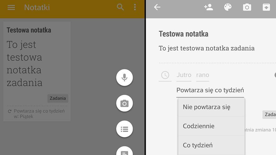 Google Keep zyskuje nowe funkcje. Czy powalczy z Evernote i OneNote?