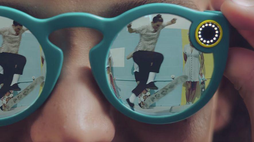 Snapchat to odtąd Snap, a wkrótce rozpocznie sprzedaż okularów