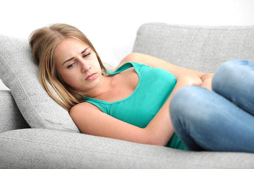 Łagodzenie objawów zespołu napięcia przedmiesiączkowego