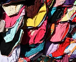 Sprzedawali podrabiane majtki. Oszukali ponad 100 tys. osób
