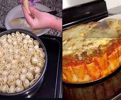 Tort spaghetti? Ten przepis podbił Internet