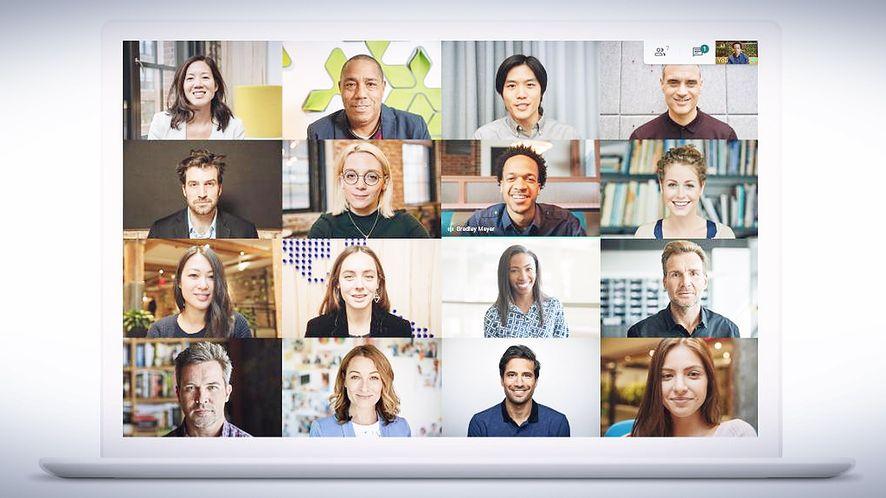 Google coraz mocniej rywalizuje z Zoomem – Google Meet od teraz za darmo, fot. Google