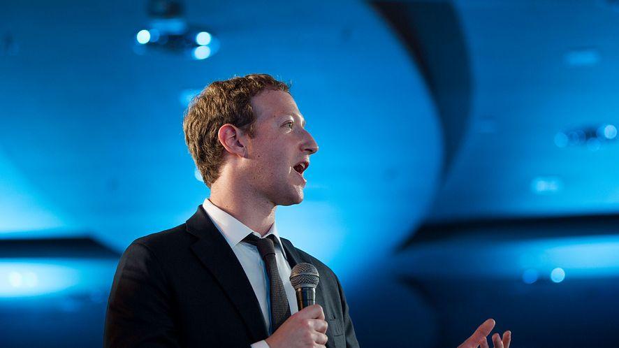CEO Facebook, Mark Zuckerberg, jest gotów płacić więcej podatków w Europie, fot. Pete Souza / Biały Dom