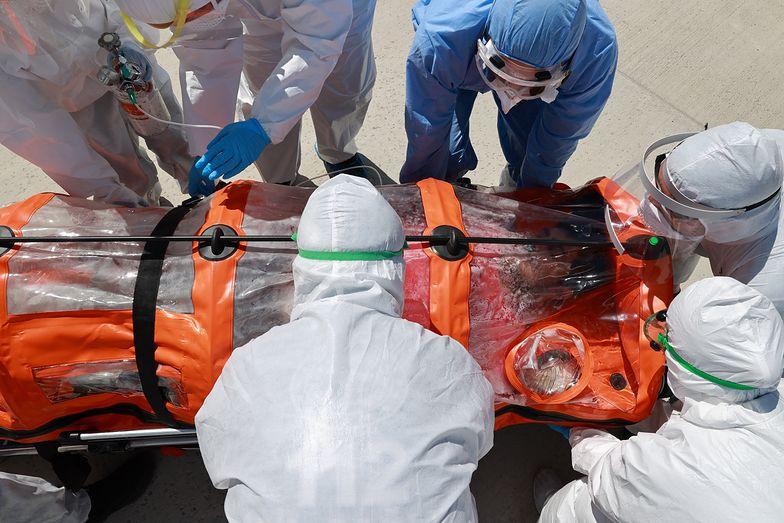 W kwietniu Turcja sprowadziła do kraju pacjenta, którego Szwecja nie leczyła, mimo że miał koronawirusa.