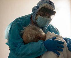 Koronawirus. To zdjęcie obiegło media. Lekarz przerywa milczenie