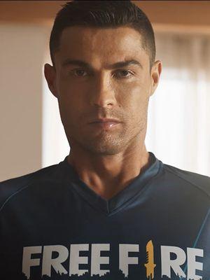 Christiano Ronaldo głównym bohaterem cyberpunkowego uniwersum