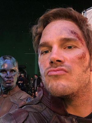"""Chris Pratt ujawnia, że pojawi się jako Star-Lord w """"Thor: Love and Thunder"""""""