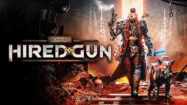 Necromunda: Hired Gun - niczym Doom Slayer w najemniczym amoku!