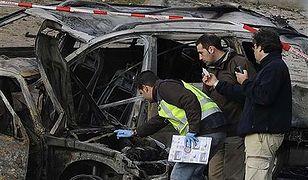 Samochód-pułapka wybuchł w stolicy Hiszpanii