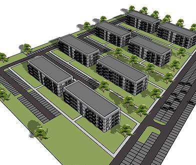 Chorzów. Inwestycja mieszkaniowa. Powstanie osiedle z 1200 mieszkaniami