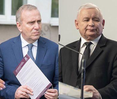 """Grzegorz Łaguna: """"Strach jest po obu stronach. Komuś władza wymknie się z rąk"""" (Opinia)"""