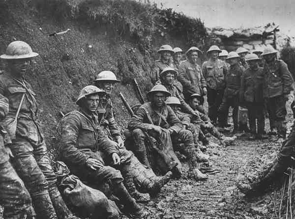 100 lat temu wybuchła wojna, która wstrząsnęła światem