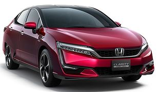 Wodorowa Honda debiutuje w Tokio