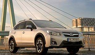 Najlepszy mały SUV – Subaru XV